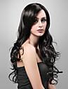 Noir perruque Perruques pour femmes Ondulé Perruques de Costume Perruques de Cosplay