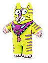 Echarpe Toy Catnip Cat Style pour chats (vert)