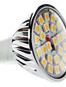 MR16 5W 450-550LM 3000-3500K LED-spot med Varmt Vitt Ljus (12V)