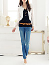 Delicate Long Sleeve Lace Office & Career Jacket (More Colors)
