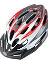Utomhus MTB cykelhjälm med Solskydd (24 Ventiler)