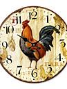 Animaux Pays Horloge murale