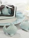 Ceramică Favoruri practice-2 Ustensile de Bucătărie Temă Grădină Albastru