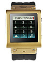 "W838 1.3"" 2G Watch Phone(Bluetooth,FM,MP3 MP4 Player,Quad Band)"