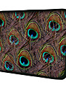 "11"" 13"" 15"" Peacock Feather Laptop Sleeve Case for MacBook Air HP DELL Sony Toshiba Asus Acer"