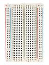 Lödfri breadboard/protoboard med 400 öglor