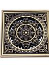 Accessoire de salle Laiton antique Laiton Finition plancher de drain-LK-1052