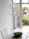 3 Anheng Lys ,  Moderne / Nutidig Globus galvanisert Trekk for Mini Stil Metall Stue Spisestue Kjøkken