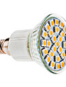 E14 5W 450-29x5050 SMD 3000-3500K 480lm lumière Blanc chaud Ampoule Spot LED (110-240V)