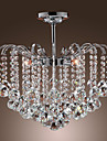 Crystal Chandeliers , Modern/Contemporary Living Room/Dining Room/Kitchen Metal