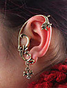 Earring Clip Earrings Jewelry Women Others / Alloy 2pcs Silver