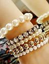 elegant brățară perla femei