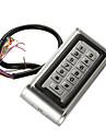 metalli vedenpitävä accesscontroller (1200 käyttäjät, sisäänrakennettu läheisyys kortinlukija)