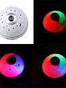 färgskiftande stjärnan projektor LED-ljus väckarklocka (3xAAA)
