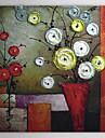 Pictat manual Natură moartă Un Panou Canava Hang-pictate pictură în ulei For Pagina de decorare
