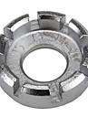 Outil de réparation en acier au carbone pour roue de vélos Spoke 23238 (10/11/12/13/14/15G)