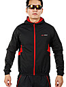 INBIKE Material Series Ployester manches longues coupe-vent Veste Homme Cyclisme QG014