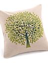 land levande träd dekorativa örngott