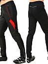 INBIKE Série Ployester + Matière spandex pantalon coupe-vent homme à vélo QG014