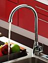 Sprinkle® par LightInTheBox - contemporain chromée Centerset robinet de cuisine finition laiton