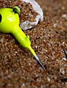têtes plombées métal gabarit leurre de la tête 3.5g de pêche naufrage (20pcs)