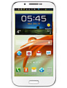 H7100 MT6577 1GHz Android 4.1.1 Dual Core 5.5inch kapazitiver Touchscreen-Handy (WIFI, FM, 3G, GPS)