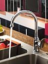 Sprinkle® Robinete de Bucătărie  ,  Tranzițional  with  Crom Mâner unic O gaură  ,  Caracteristică  for Robinet Central