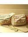 Kvinnors Prinsessan Lovely Woven Crossbody Bag
