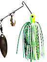 Metal Bait Spinner 14g Floating Fishing Lure