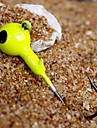 Metall Bait Jig Head 7g Lure Sinking Fiske (15st)