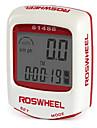 ROSWHEEL LCD Vattentät 14 Funktioner Wired cykeldator 81.488