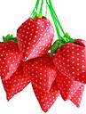 sac fraise conception textile commercial (couleur aléatoire)
