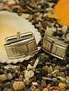 Gift Groomsman Personalized Classic Cufflinks With Gift Box