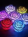 Veilleuse LED 7 Couleurs en Forme de Rose
