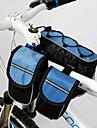 ROSWHEEL Multi-Function Sac de cadre de vélo avec bande réfléchissante 12619
