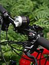 Lampes Frontales Eclairage de Vélo / bicyclette Lampe Avant de Vélo LED Cree Q5 Cyclisme Etanche Rechargeable 18650 1200 Lumens Batterie
