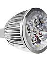 6W GU5.3(MR16) LED-spotlights MR16 5 Högeffekts-LED 280 LM Naturlig vit DC 12 V