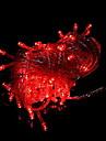 Wedding Décor 100-Light Red LED  Decoration String (10m, 220V)