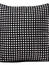 Polyester Housse de coussin , Géométrique Traditionnel