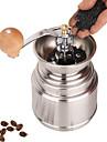 Acier inoxydable Muller Manuel Grinder moulin à café, W16.5cm x L9.5cm x H9cm