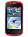 D60 -Teléfono  Android 4.0 con pantalla táctil capacitiva de 3.5 pulgadas (WIFI,Dual Sim,Dual Camera)