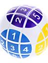 6cm Numeric Magic Ball Puzzle (vit)
