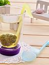 symbole du thé en forme phonétique laisse filtre à tamis (couleur aléatoire)