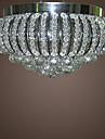 NAPIER - Lustre Cristal - 5 slots à ampoule