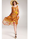 Women's Casual Dress Maxi Chiffon