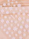 6st 3D Vita Nail Stickers Cute Wedding Jul
