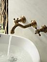 Kylpyhuoneen antiikkinen hana, Kiillotettua messinkiä