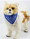 Totem Design Justerbart Halsband Bandana för hundar (Blandade färger)