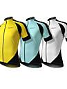 Spakct 100% Polyester Professional respirant à manches courtes en jersey de vélos pour les hommes (3 couleurs)