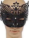 PVC noir Party Queen Masquerade Mask